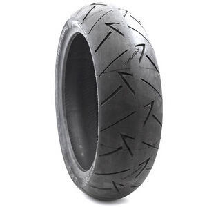 Tire Continental 120/70 - ZR17 (58W) RoadAttack 2 front