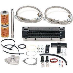Radiatore motore per BMW R Boxer 2V completo olio