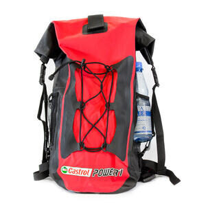 Backpack Castrol
