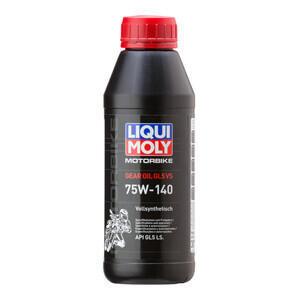 Olio cambio Liqui Moly 75W-140 Gear 500ml
