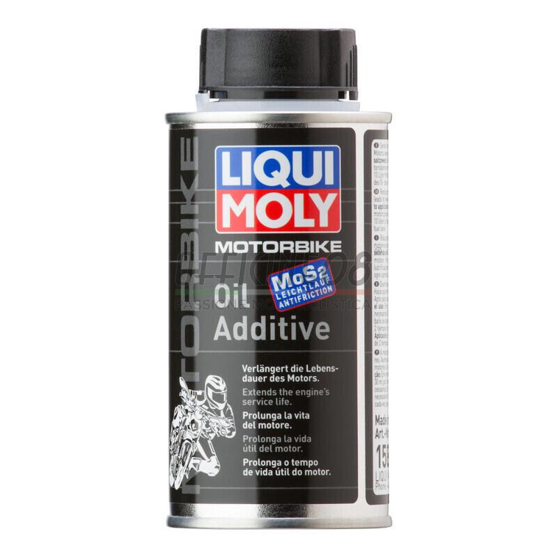 Additivo olio motore Liqui Moly 125ml