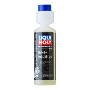 Additivo benzina Liqui Moly Bike Additive 2T 250ml