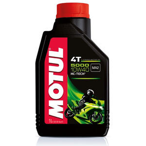 Engine oil 4T Motul 10W-40 5100 1lt