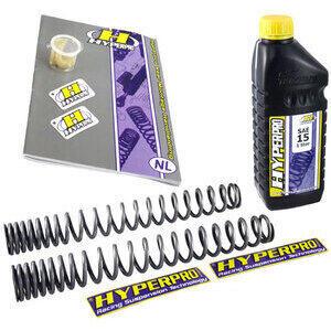 Progressive fork springs Yamaha XSR 700 Hyperpro kit