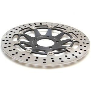Brake disc Suzuki GSX-R 750 SRAD front rotor vented floating