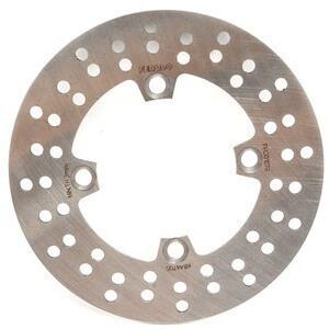 Brake disc Triumph Speed Triple contour rear vented