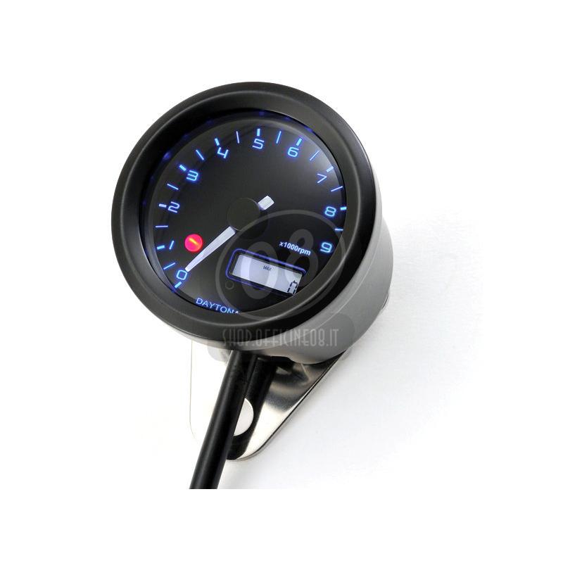 Electronic tachometer Daytona48 9K black - Pictures 3
