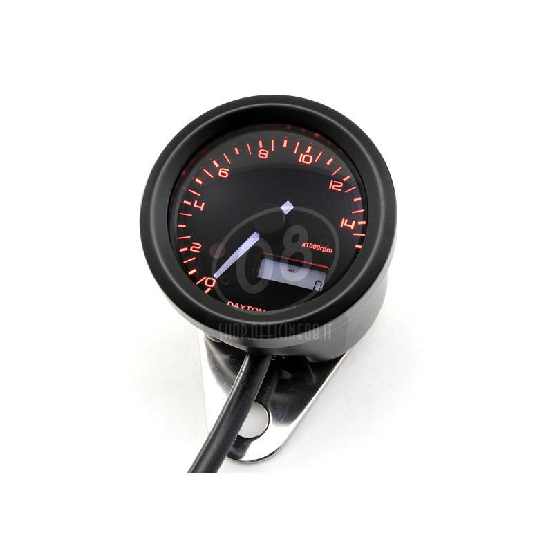 Contagiri elettronico Daytona48 15K nero - Foto 4