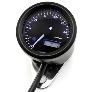 Electronic tachometer Daytona48 15K black