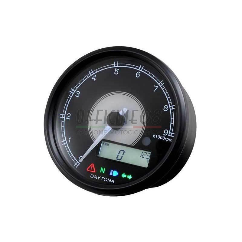 Electronic multifunction gauge Daytona80 9K