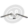 Coppia semimanubri 51mm Tarozzi regolabili