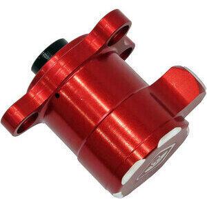 Attuatore frizione per Ducati 30mm anodizzato rosso