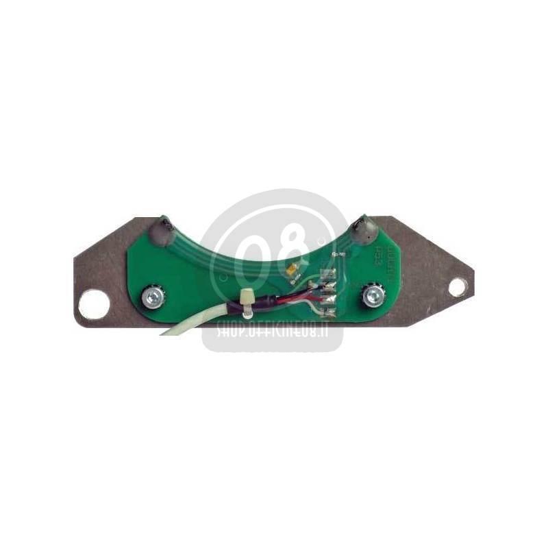Centralina di accensione elettronica per Moto Guzzi Serie Grossa Sachse alternatore Bosch - Foto 3