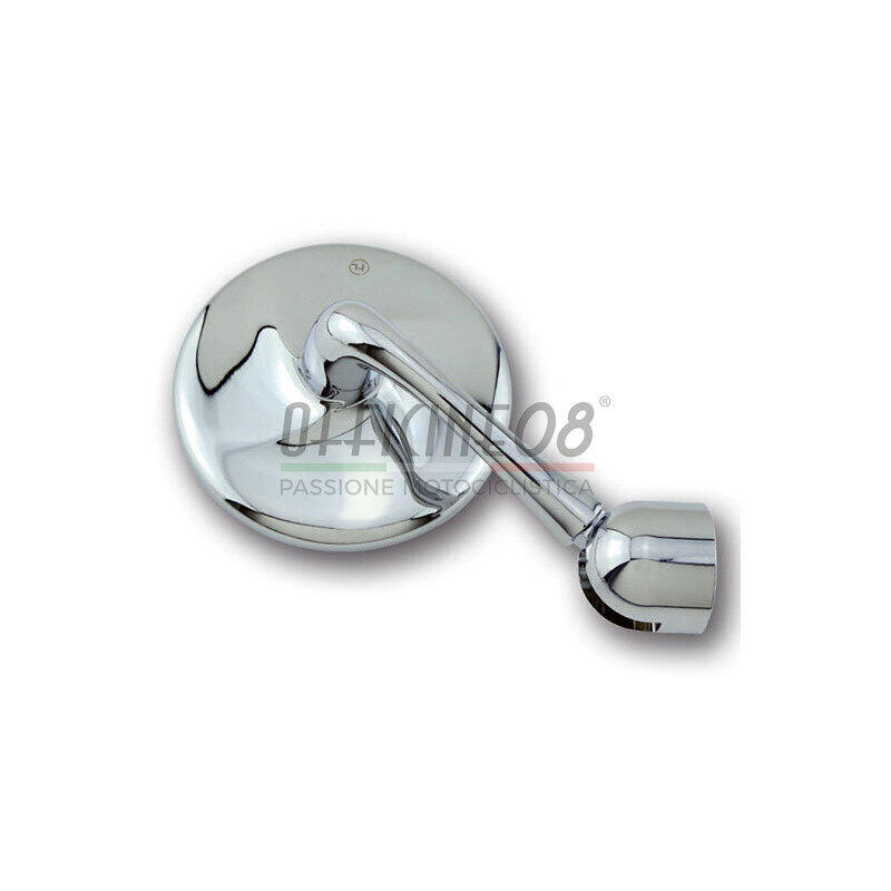 Rearview mirror bar-end Highsider Classic chrome