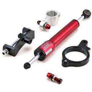 Steering damper Ducati 748 kit Bitubo red complete