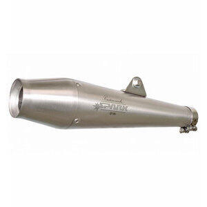Exhaust muffler Spark Sinfonia 45mm stainless steel