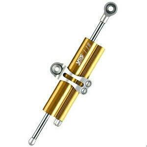 Ammortizzatore di sterzo YSS 75mm oro