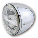 Full led headlight 5.3/4'' Highsider Circle