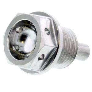 Bullone olio M12x1.5 magnetico titanio grigio