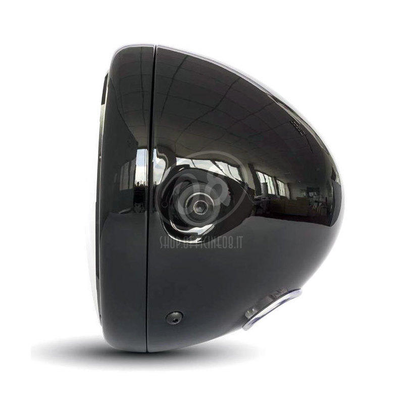 Faro anteriore 7'' Multi full led nero lucido - Foto 5