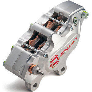 Front brake caliper Discacciati CNC P34 right