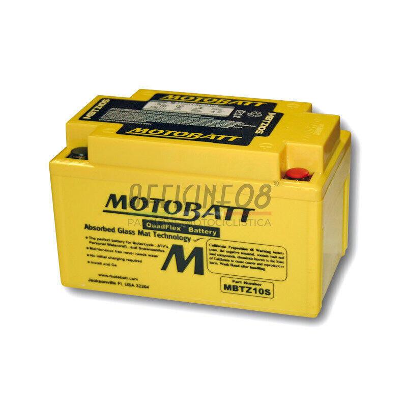 Motobatt Battery For Yamaha MTM 690 U XSR 700 ABS 2016