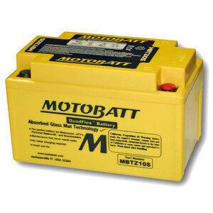 Battery Honda CB 900 Hornet sealed Motobatt 12V-8.6Ah