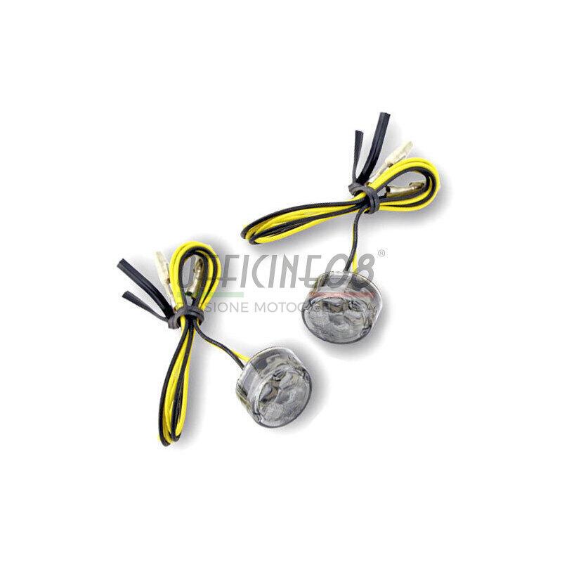 Coppia frecce led Oval micro