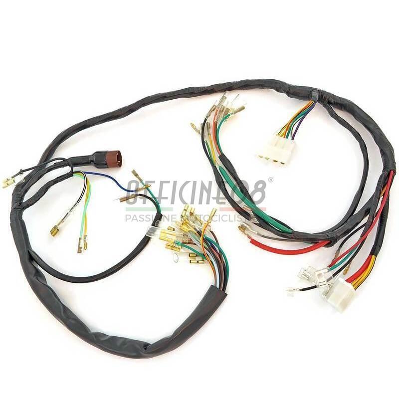Complete wiring harness Honda CB 750 Four K1Officine08.com