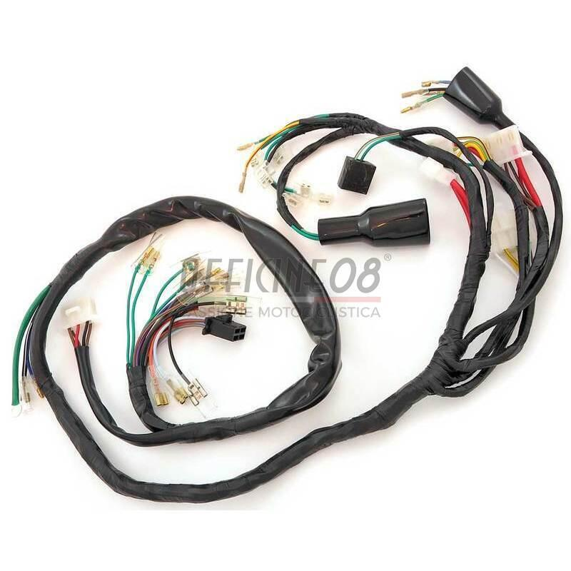 [NRIO_4796]   Complete wiring harness Honda CB 750 Four K6 | Four Wire Harness Adapter |  | Officine08.com