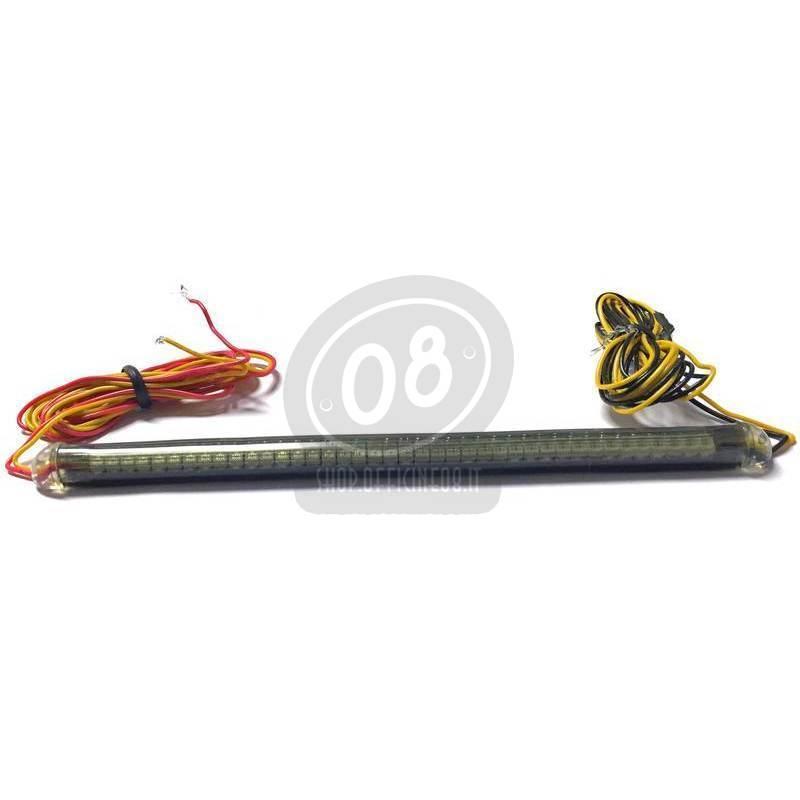 Fanalino posteriore led con frecce Custom Dynamics Truflex40 fumè - Foto 3