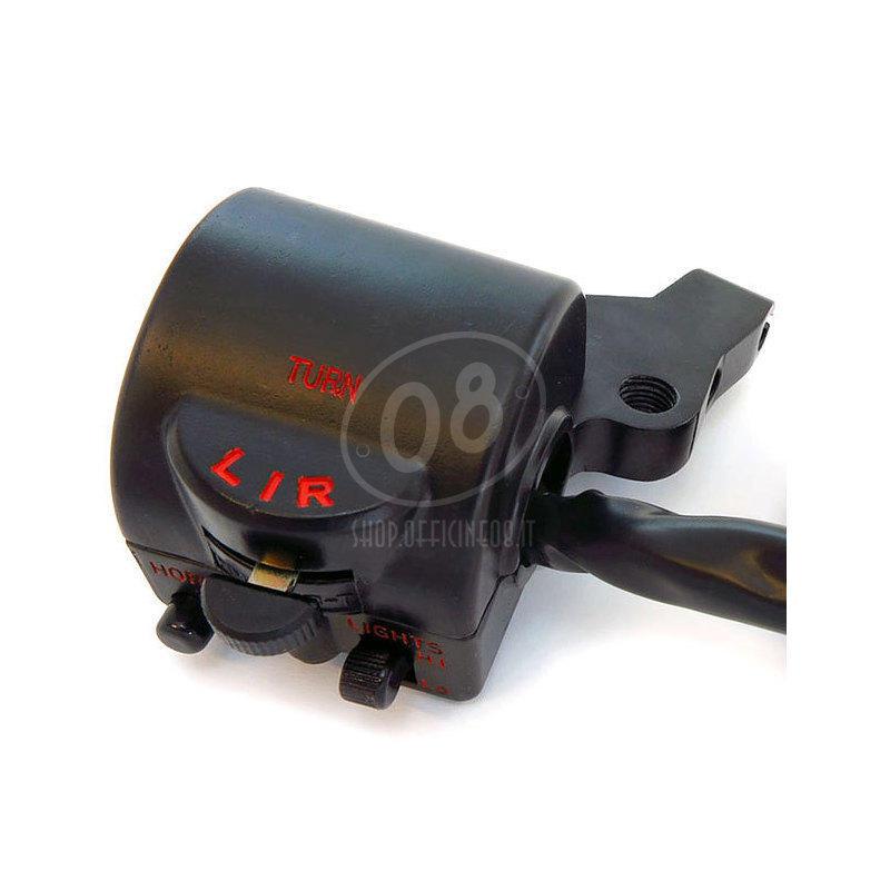 Blocchetto elettrico sinistro Honda Replica - Foto 3