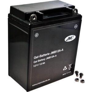 Batteria di accensione JMT YB12A-AB gel 12V-12Ah