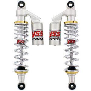Ammortizzatore posteriore per Honda CB 400 Super Four YSS RC coppia cromo