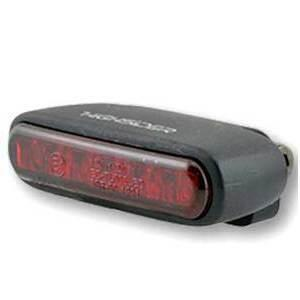 Led tail light Highsider Organic black