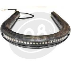 Frame hoop 25mm led tail light with winkers