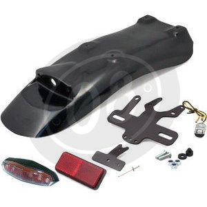 Parafango per Triumph Bonneville -'15 posteriore kit completo LSL