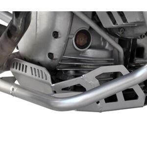 Paramotore per BMW R 1100 GS coppa olio grigio