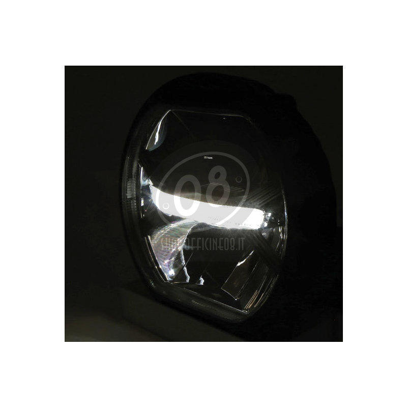 Full led headlight 5.3/4'' Koso - Pictures 3