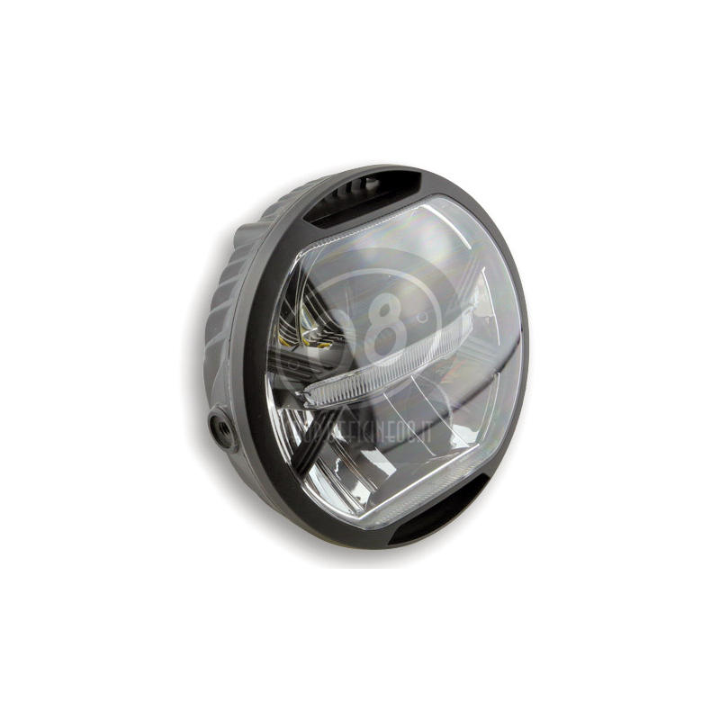 Full led headlight 5.3/4'' Koso - Pictures 2