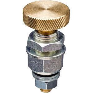 Battery isolator Bates brass
