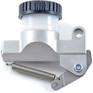 Rear brake master cylinder Brembo PS15 CNC grey