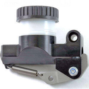 Rear brake master cylinder Brembo PS15 CNC black