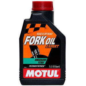 Fork oil Motul SAE 10W 1lt synthethic