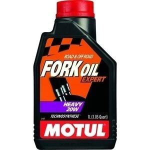 Fork oil Motul SAE 20W 1lt synthethic