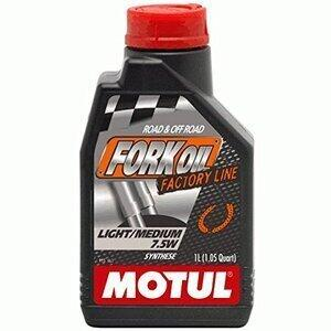 Fork oil Motul SAE 7.5W 1lt synthethic