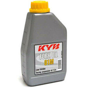 Fork oil Kayaba 01M SAE 5W 1lt synthethic