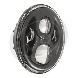 Kit faro anteriore per Moto Guzzi Griso 1200 led J.W. Speaker 8700 Evo 2 nero
