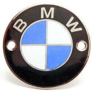 Emblema serbatoio per BMW R Boxer 2V 70mm smaltato da avvitare