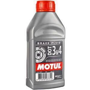 Brake & clutch fluid Motul DOT 3/4 0.5lt